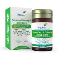 Joint Supplements for Men and Women - Joint Pain Relief Supplement - Green lipped Mussel, Turmeric, hyaluronic Acid & Collagen - Helps Knee Pain & Joint Support - Helps Muscle Recovery - 30 Tablets