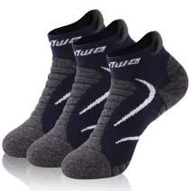 No Show Running Socks, Feelwe Athletic Socks Women 1/3/6 Pairs