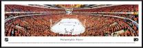 Philadelphia Flyers - End Ice View at Wells Fargo Center - Panoramic Print