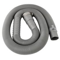 uxcell PVC Toilet Washing Machine Drain Hose Extension Kit, Universal Fit All Drain Hose 4.3 Ft
