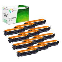 TCT Premium Compatible Toner Cartridge Replacement for HP 94A CF294A Black Works with HP Laserjet Pro M118, MFP M148 M149 Printers (1,200 Pages) - 12 Pack