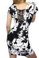 Gothic Lolita Pinup Dress   Pastel Goth Bodycon Club Dress