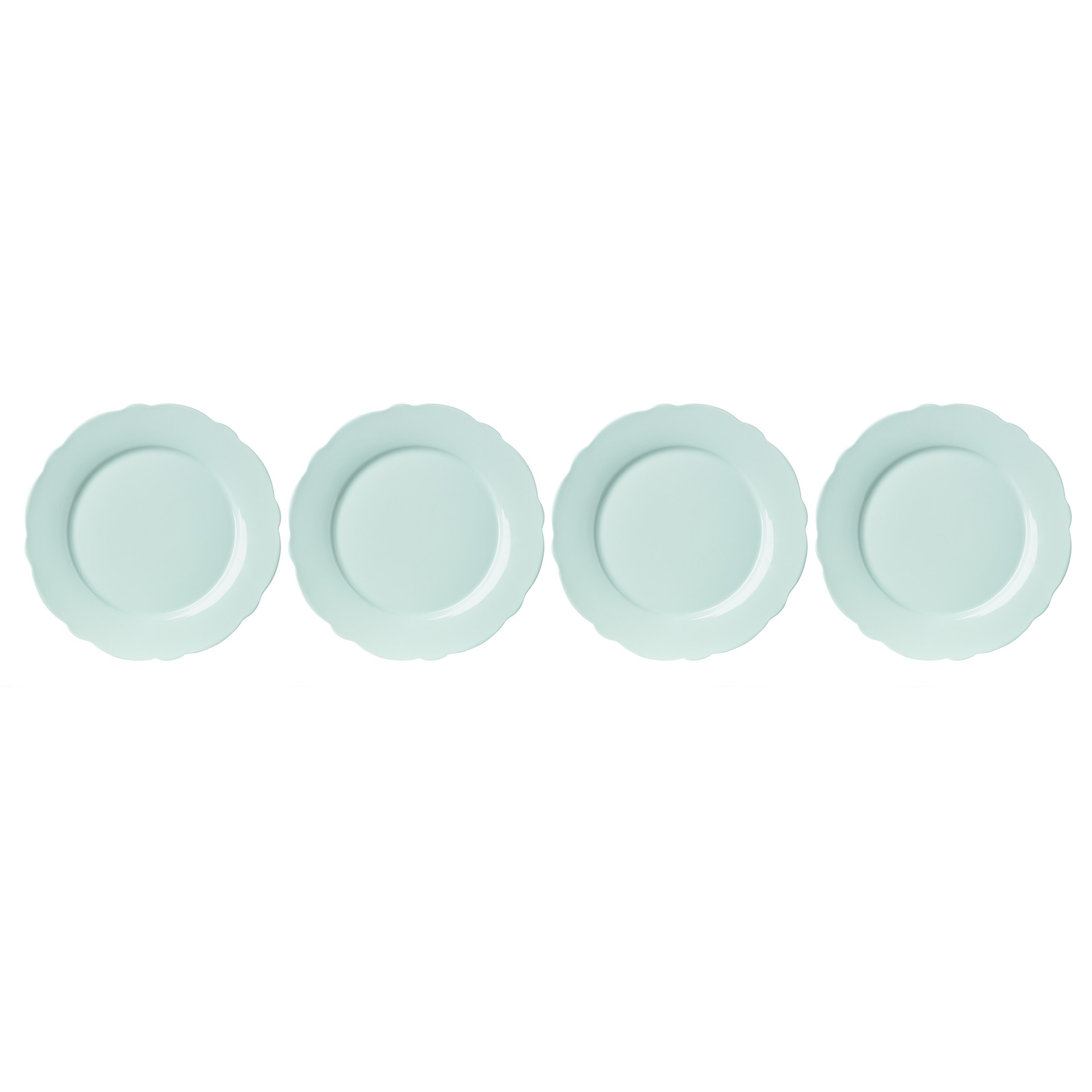 Lenox Butterfly Meadow Solid Green Dinner Plates (Set of 4)