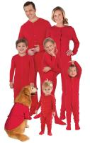 PajamaGram Family Christmas Pajamas Onesie - Christmas Onesie