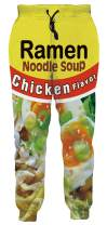 Cooleader Mens Dragon Ball Z Joggers Pants 3D Naruto Sweatpants Goku Baggy Trousers M-XXL