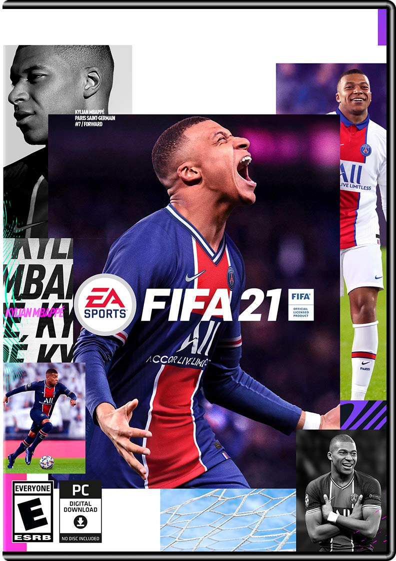 FIFA 21 Standard - Steam PC [Online Game Code]