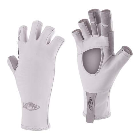 Size Small Palmyth UV Protection Fishing Fingerless Gloves UPF50 Sun Gloves