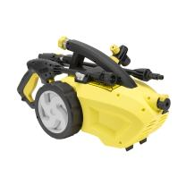 Realm 1500 PSI 1.50 GPM 11 Amp Electric Pressure Washer with Spray Gun,Wand,19ft Hose&Detergent Bottle