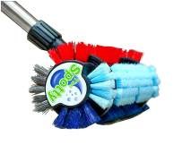 The Spotty™ ~ Carpet and Ceramic Tile Cleaning Brush, Stain and Dirt Remover for Carpet and Area Rug