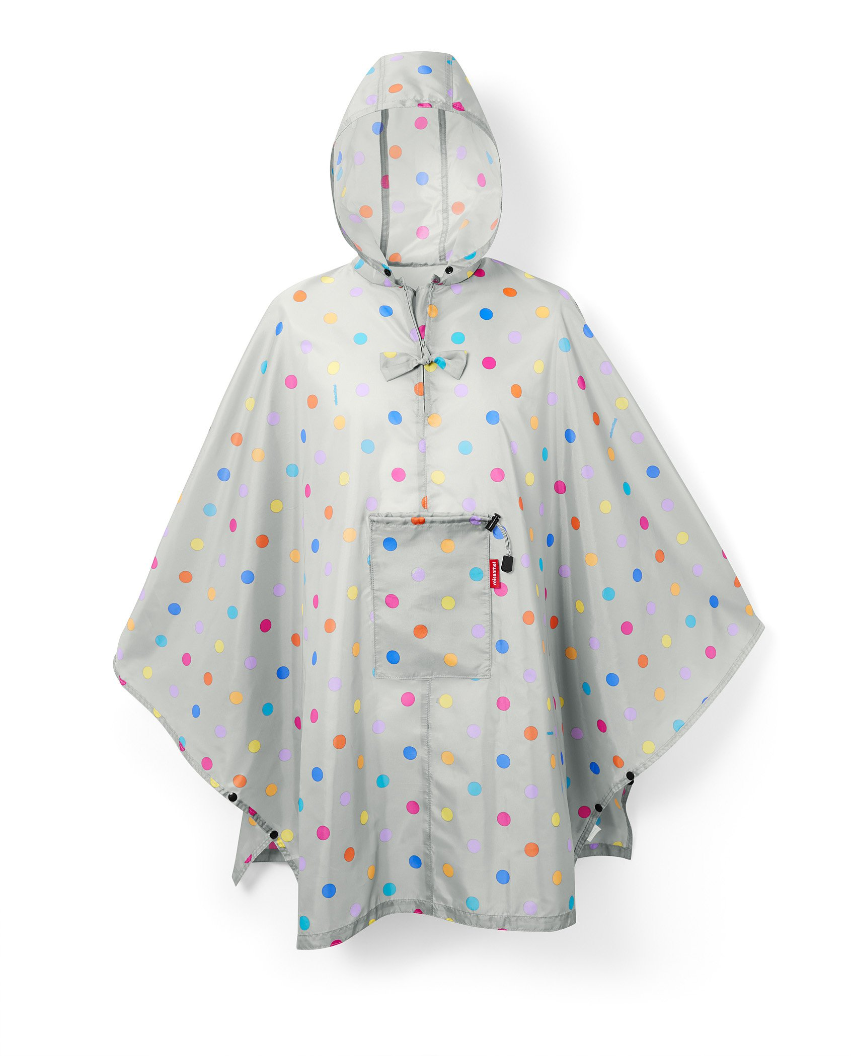 reisenthel Mini Maxi Poncho, Lightweight and Packable Design