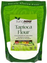 NOW Foods Living Now Tapioca Flour -- 16 oz