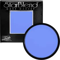 Mehron Makeup StarBlend Cake (2 oz) (Blue)