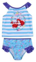 Dreamwave Toddler Girl Authentic Character Two Piece Swimsuit UPF 50