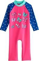 Coolibar UPF 50+ Baby Beach One-Piece Swimsuit - Sun Protective