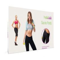 Brazilian Belle Weight Loss Pants - Neoprene Sauna Anti Cellulite, Slimming Benefits