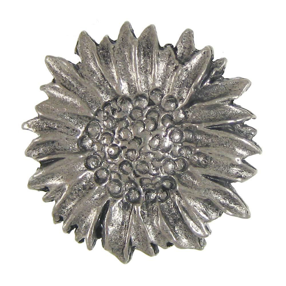 Jim Clift Design Sunflower Lapel Pin
