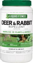 Liquid Fence Deer & Rabbit Repellent Granular, 2-Pound, 6-Pack