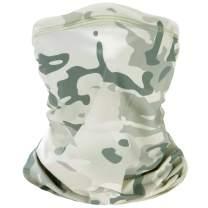 Face Mask Bandanas,UV Protection Neck Gaiter Face Scarf Face Mask 12+ Ways to Wears
