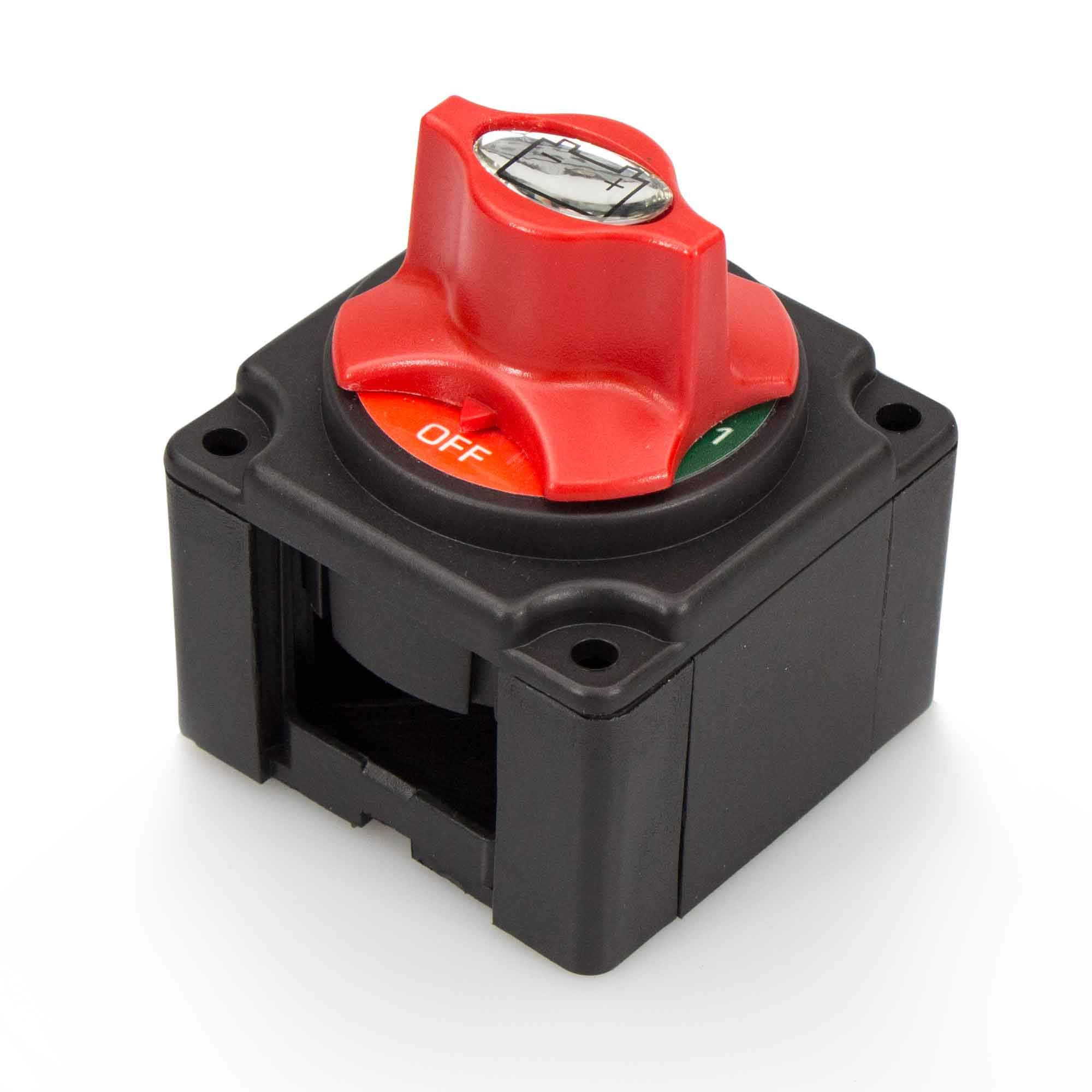 Five Oceans Battery Selector Switch w/Knob