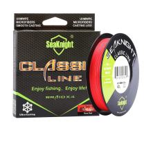 SeaKnight Classic Braided Fishing Line Super Strong Abrasion Resistant Braided Lines 6lb-80lb High Performance PE Fishing Lines