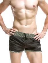 SEOBEAN Mens Low Rise Sports Running Training Short Board Shorts