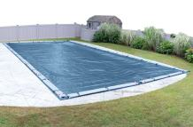 Robelle 351632R Super Winter Pool Cover for In-Ground Swimming Pools, 16 x 32-ft. In-Ground Pool