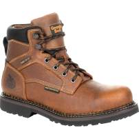 Georgia Giant Revamp Steel Toe Waterproof Work Boot