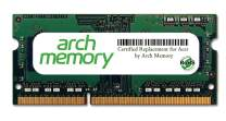 Arch Memory Replacement for Acer 2 GB DDR3-1333 PC3-10600 204-Pin So-dimm RAM