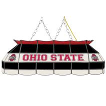 "NCAA Ohio State University Tiffany Gameroom Lamp, 40"""