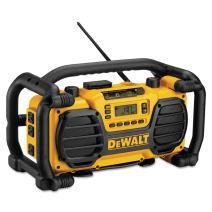 DEWALT 7.2V-18V Radio and Battery Charger (DC012)