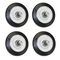 Supplying Demand 4581EL2002C Dryer Rollers Set of 4 Fits AP5688895 4581EL2002A