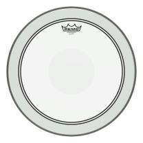"""Remo Powerstroke P3 Clear Drumhead - Top Clear Dot, 16"""""""