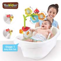Yookidoo Babies and First Infant Bath Toys, Multi-Coloured (More Than One)