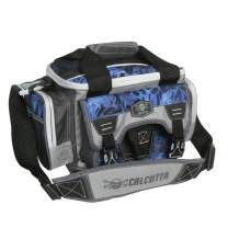 Calcutta Squall Fishing Tackle Bag – 4 3600 Boxes, Outdoor Storage Organizer