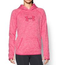 Under Armour Womens Storm Ua Logo Twist Hoodie