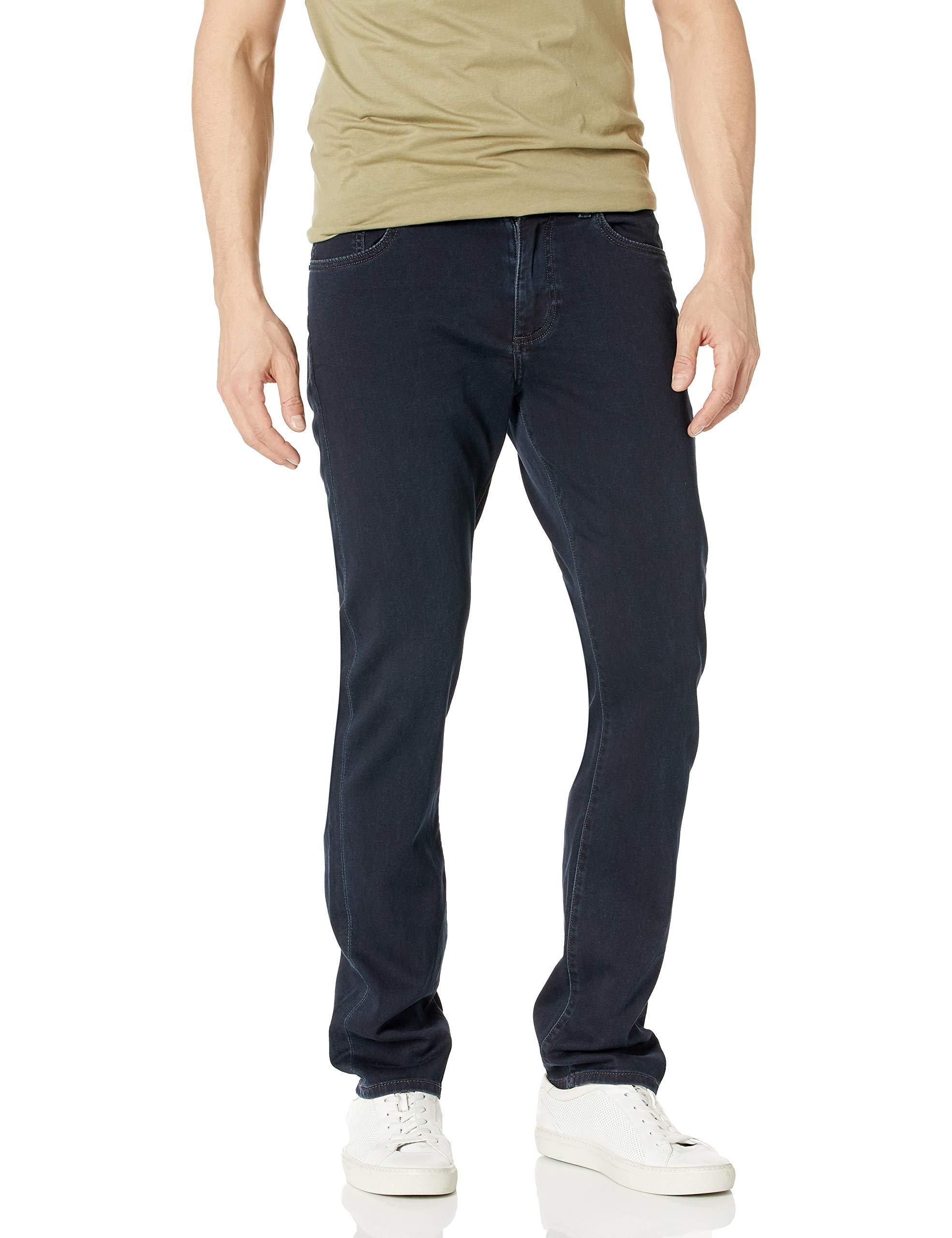 DL1961 Men's Dl Ultimate Knit Russell-Slim Straight Fit Leg Jean