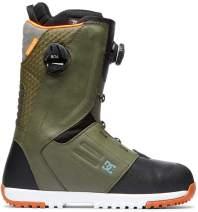 DC Control BOA Snowboard Boots Mens Sz 12 Olive Camo