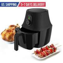 Air Fryer, imarku 2.6QT Electric Hot Air Fryers with Fast Cook Oven Oilless Cooker with Timer Knob, Healthy Power Oven Oilless Cooker for Air Frying