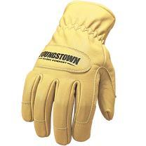 Youngstown Glove 12-3265-60-XXL Ground Glove Performance Work Gloves, XX-Large, Tan