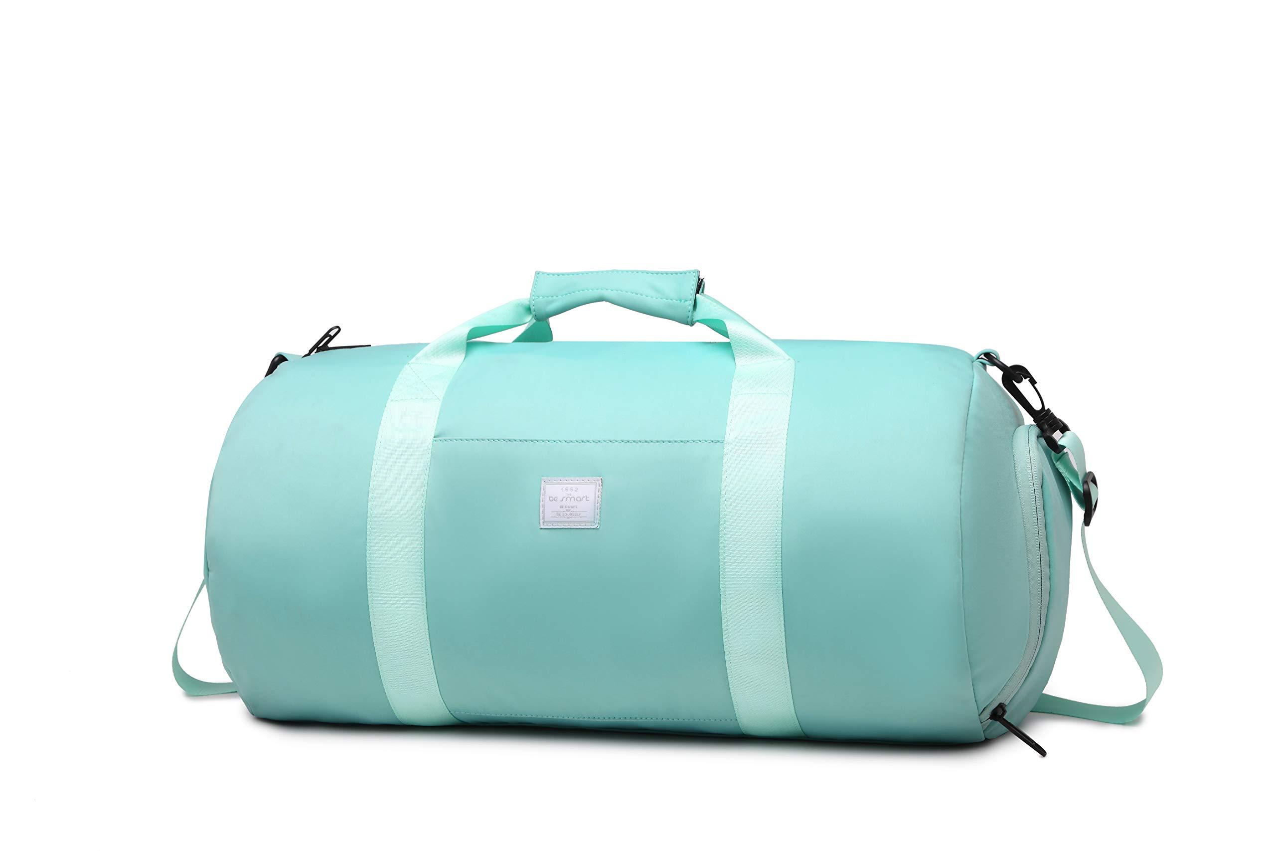 BE SMART Light-weight Waterproof Duffel Bag Gym Bag Sport Bag Shoulder Bag for Woman and for Man