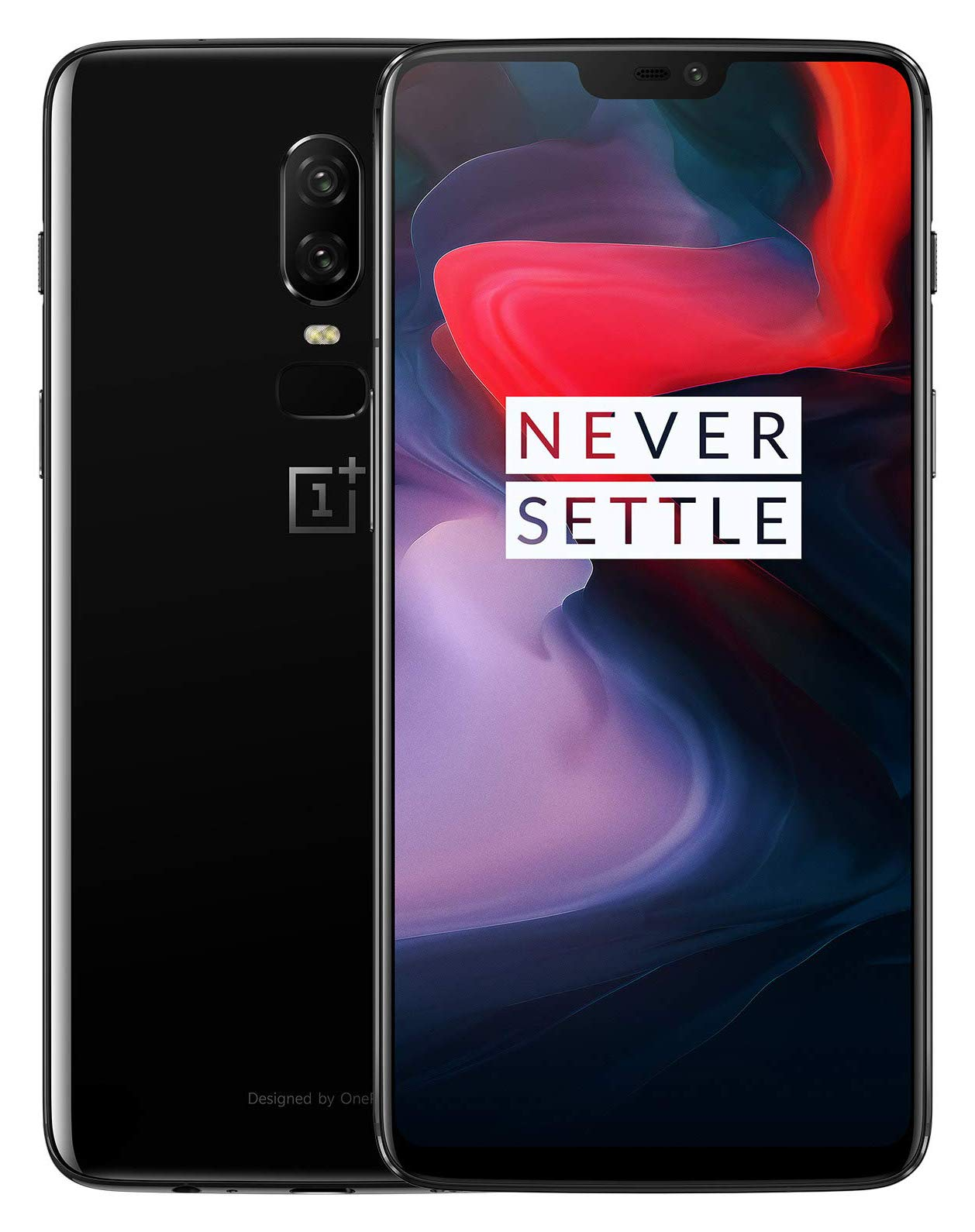 "OnePlus Factory Unlocked Phone - 6.28"" Screen - 64GB - Mirror Black"