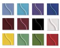 Sax True Flow Gloss Glaze Set, Assorted Gloss Colors, Set of 12 Pints - 406469
