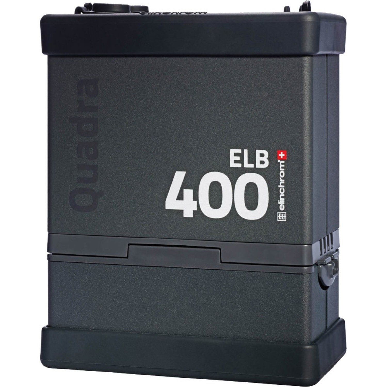 Elinchrom ELB 400 Quadra Power Pack with Battery (EL10279.1)