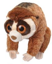 """Wild Republic Slow Loris Plush, Stuffed Animal, Plush Toy, Gifts for Kids, Cuddlekins 12"""""""