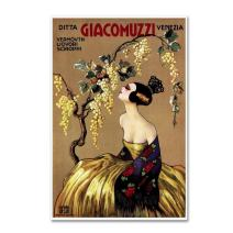Ads-0082 by Vintage Lavoie, 30x47-Inch Canvas Wall Art