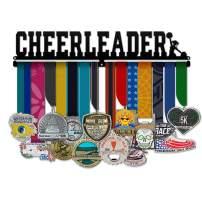 Believe&Train Cheerleader - Cheerleading Medal Hanger