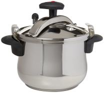 Magefesa 01OPSTABO06 Star B Stainless Steel Fast Pressure Cooker, 6-Quart