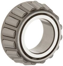 """Timken 14132T Tapered Roller Bearing, Single Cone, Standard Tolerance, Tapered Bore, Steel, Inch, 1.3125"""" ID, 0.7710"""" Width"""