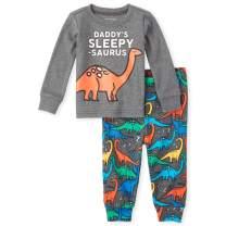 The Children's Place Baby Boys Dinosaur Pajama Set