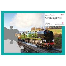 Active Minds 13 Piece Orient Express Jigsaw Puzzle | Specialist Alzheimer's/Dementia Activities & Games